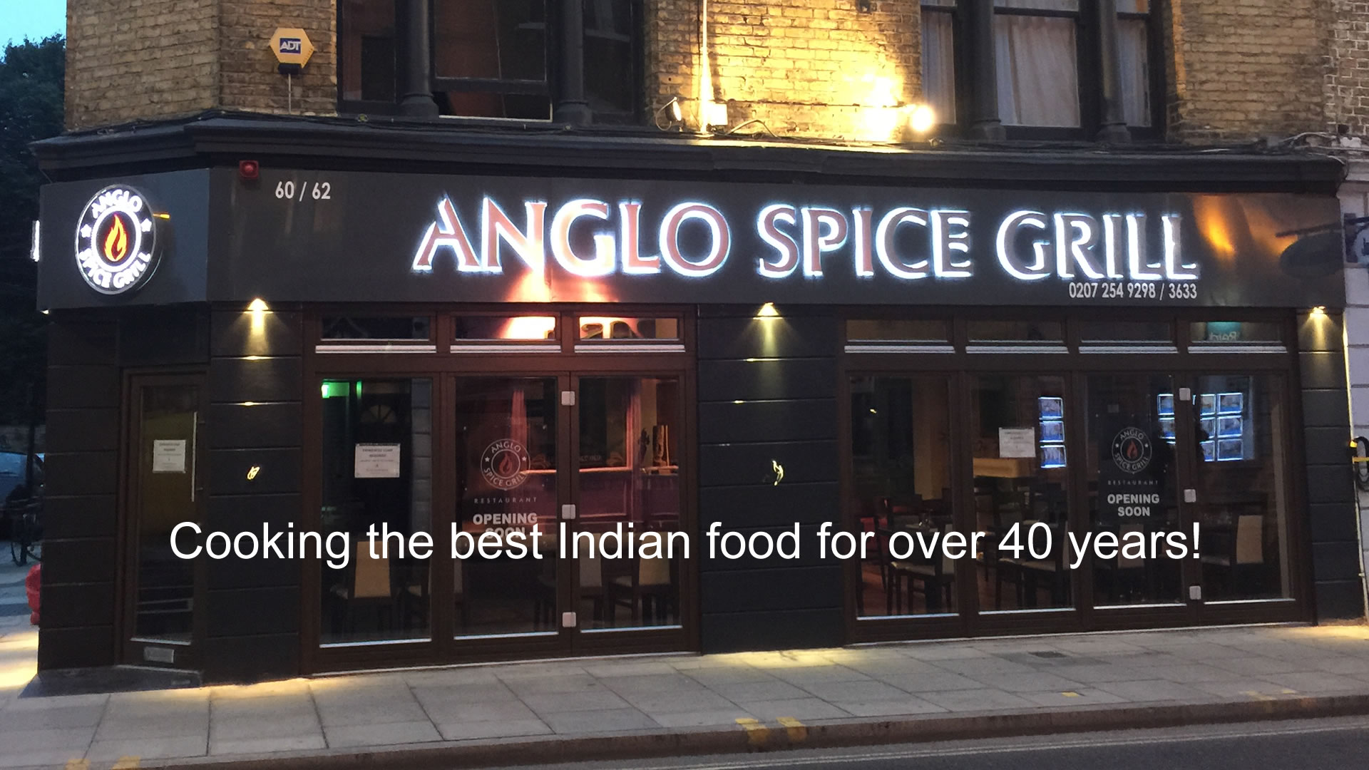 Cooking the best Indian food for over 40 years!