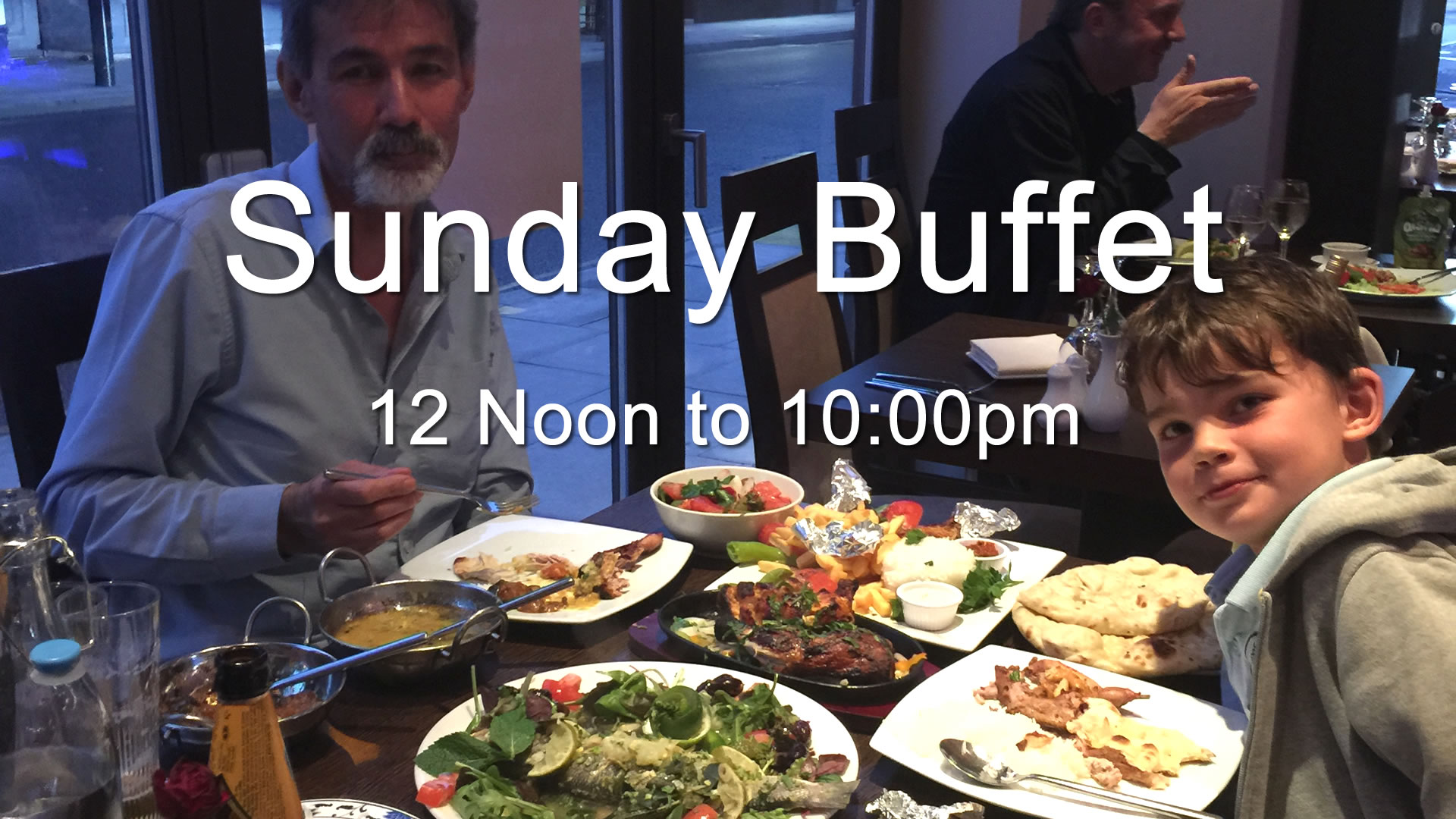 Sunday Buffet